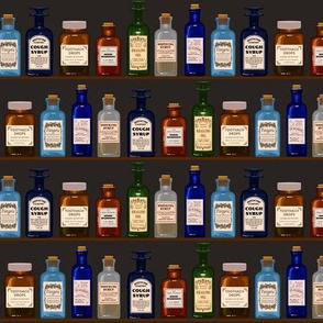 apothecary (small scale)