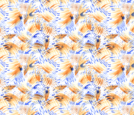 Free Flight fabric by nicoletlaursen on Spoonflower - custom fabric