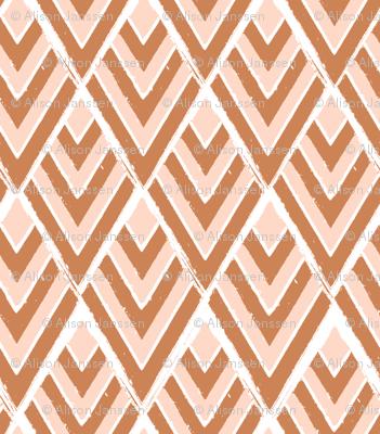 modern prairie triangles