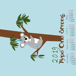 Type one Koala 2019