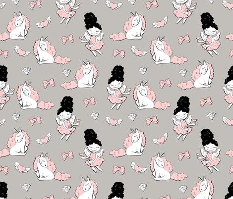 unicors_pattern8 fabric by yuliya_art on Spoonflower - custom fabric