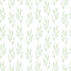 Boho Sage Greenery