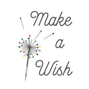 Make a Wish - White