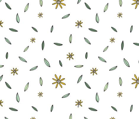 BFF - 3 fabric by giselledekel on Spoonflower - custom fabric