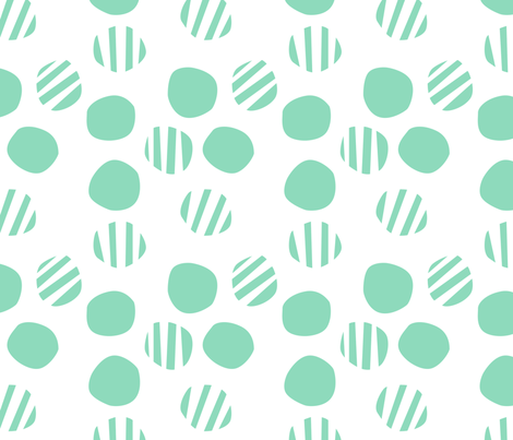 Abstract Pattern - 2 fabric by giselledekel on Spoonflower - custom fabric