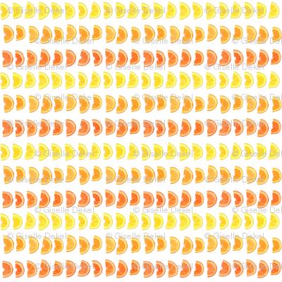 Citrus Pattern - 3
