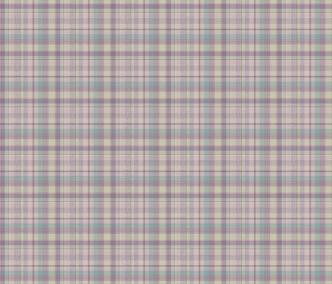 Dancing Plaid 5 fabric by anniedeb on Spoonflower - custom fabric