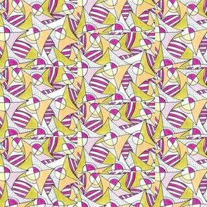 striped design squared