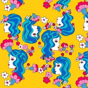 Psychedelic Girls (Dawn)