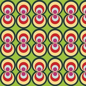 60s circles - 3100 (Retro)