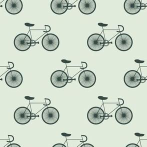 Monochrome Bicycles