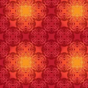 Volcano Tile Mosaics