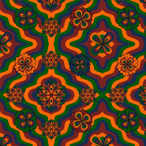 Psychedelic Print