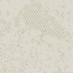 Pale gray Green Pastel Spots mottled || Neutral Home Decor Texture Large scale Solid  Grunge Woven Grass Wallpaper _ Miss Chiff Design