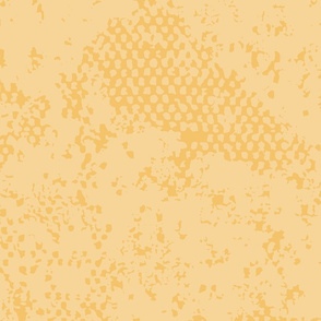 Mustard  Gold Yellow Ochre Spots mottled || Neutral Home Decor Texture Large scale Solid  Grunge Distressed Woven  Wallpaper _Miss Chiff Designs