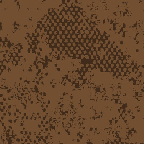 Brown Chocolate Tan  Spots mottled    Neutral Home Decor Texture Large scale Solid  Grunge Distressed Woven  Wallpaper _Miss Chiff Designs