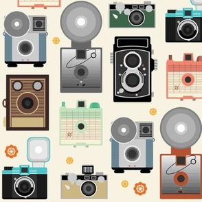 Vintage Cameras of the 1960s