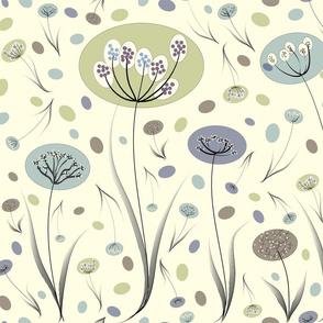 Modern Flowers 01