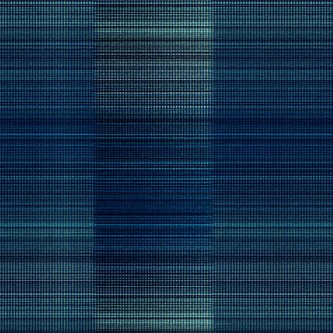 warp n weft-midnight_blue fabric by wren_leyland on Spoonflower - custom fabric