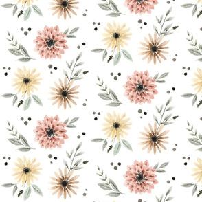 1960's Florals