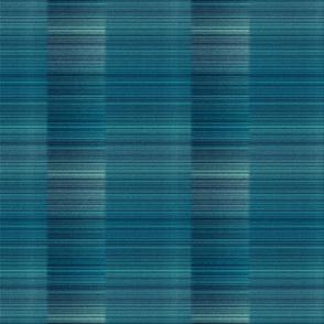 warp n weft-blue teal-ombre