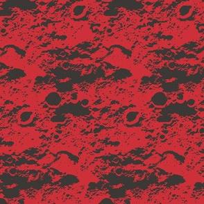 In Orbit - Lunar Surface