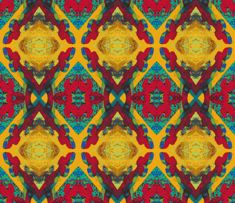 Hardware seen at an old Welch Castle, 1 fabric by susaninparis on Spoonflower - custom fabric