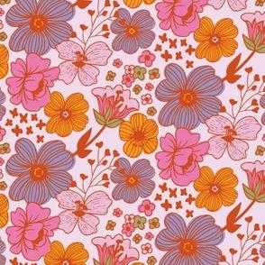 60's Floral