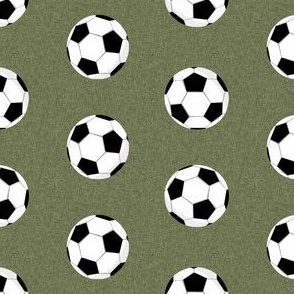 soccer ball fabric - soccer, sports, ball, - olive