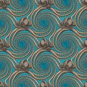 Rrteal-kraken-spiral-tentacles-steampunk-octopus-fabric-wallpaper-by-borderlines-original-and-rock-n-roll-textile-design_shop_thumb