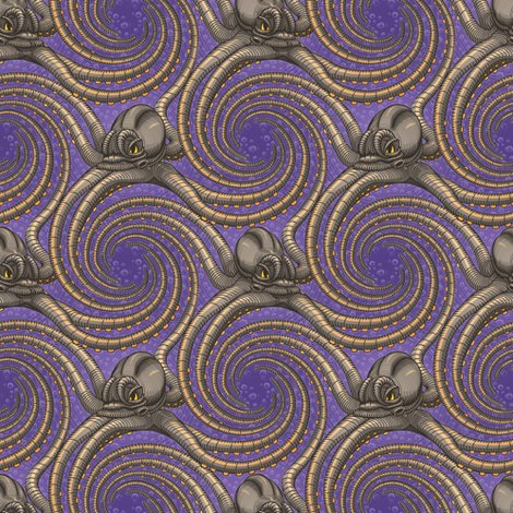 Rrultra-violet-kraken-spiral-tentacles-steampunk-octopus-fabric-wallpaper-by-borderlines-original-and-rock-n-roll-textile-design_shop_preview