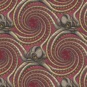 Rburgundy-kraken-tentacles-steampunk-octopus-fabric-wallpaper-by-borderlines-original-and-rock-n-roll-textile-design_shop_thumb