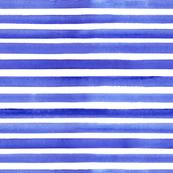 Lineas azules de acuarela