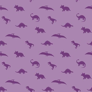 PLUM TINY Dinosaurs