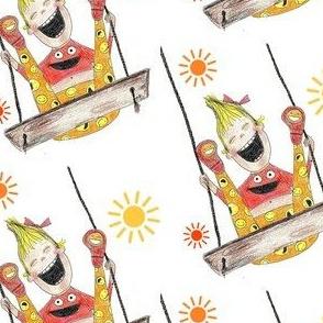 Sunshine and Smiles 1