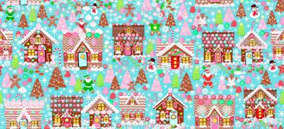 Holiday Gingerbread House // Christmas