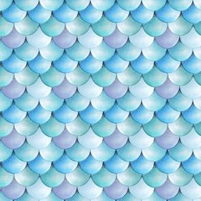 Mermaid scales