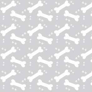 doggie treats gray MED525