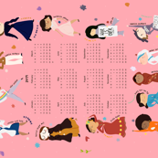 2019 Feminist Calender