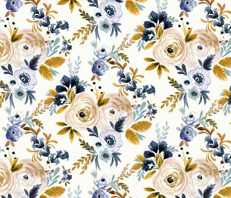 Rvictoriafloral-blue-mustard_shop_preview