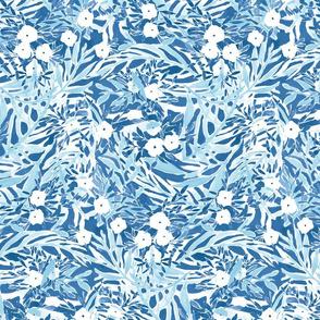 Tropical Daydream Blue