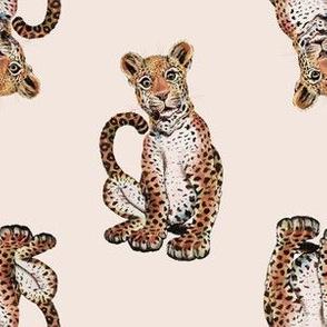 Playful Young Jaguar
