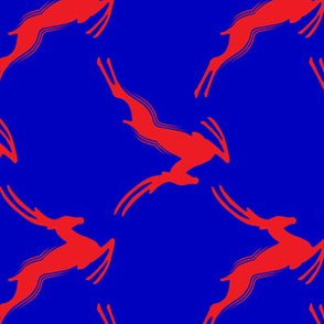 Antelope Pattern BRIGHT-01