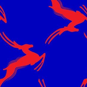 Antelope Pattern BRIGHT-01