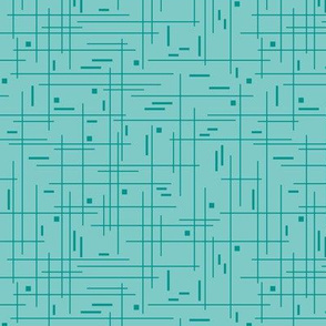 Intersection Muted (Teal)