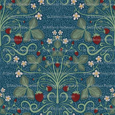 Victorian Strawberrries