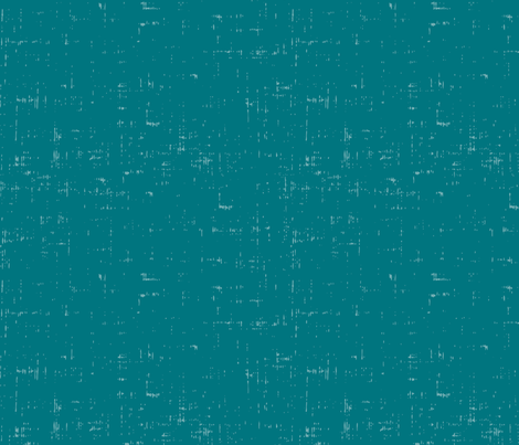 Solid Teal Distress Texture fabric by heatherdutton on Spoonflower - custom fabric