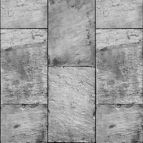 Castle Stone Walls ~ Grey ~ Vertical