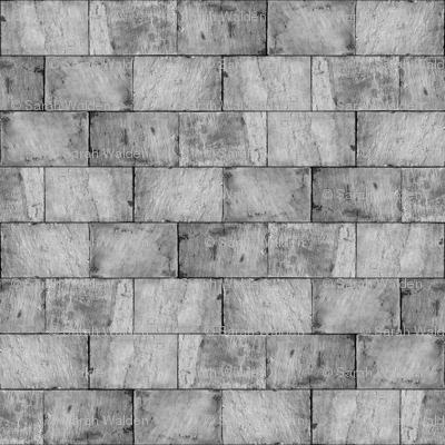 Castle Stone Walls ~ Grey