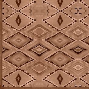 Navajo-inspired Design in Earthtones